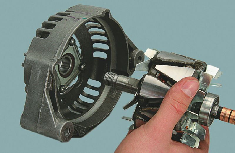 Особенности ремонта генератора