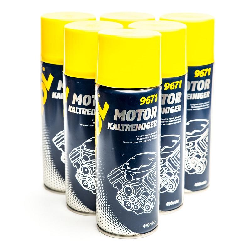 Mannol Motor Kaltreiniger
