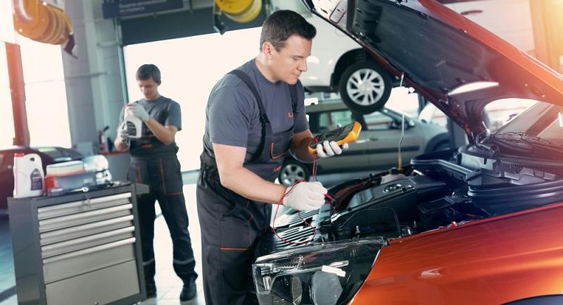 Стоимость ремонта ГУ в автосервисе