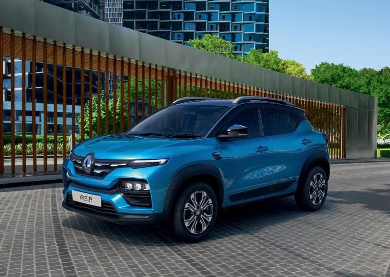 Renault Kiger 2022 – новый городской паркетник спортивной внешности