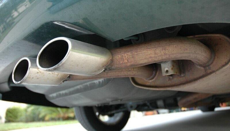 Ремонт выхлопной системы автомобиля своими руками