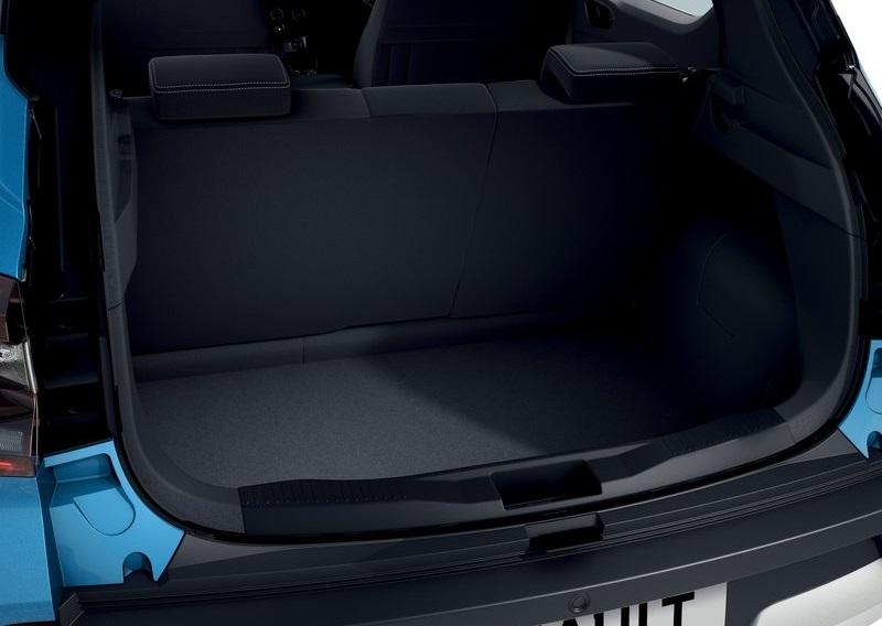 Renault Kiger 2022, багажник