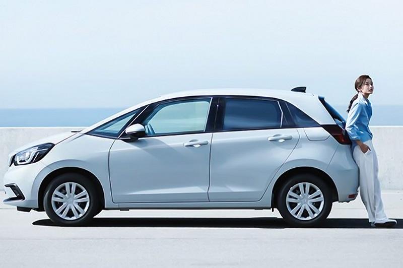 Honda Fit/Jazz Hybrid