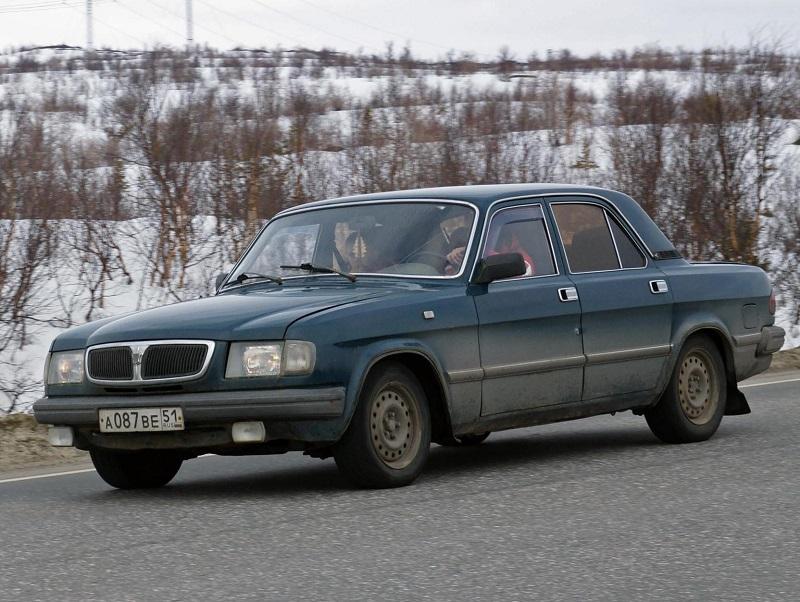 """Советская """"Волга"""""""