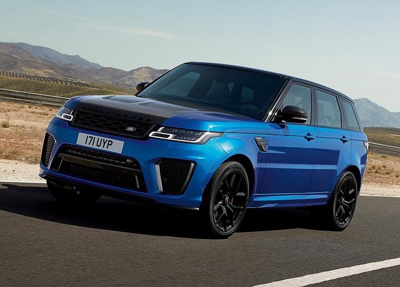 Land Rover Sport 2018