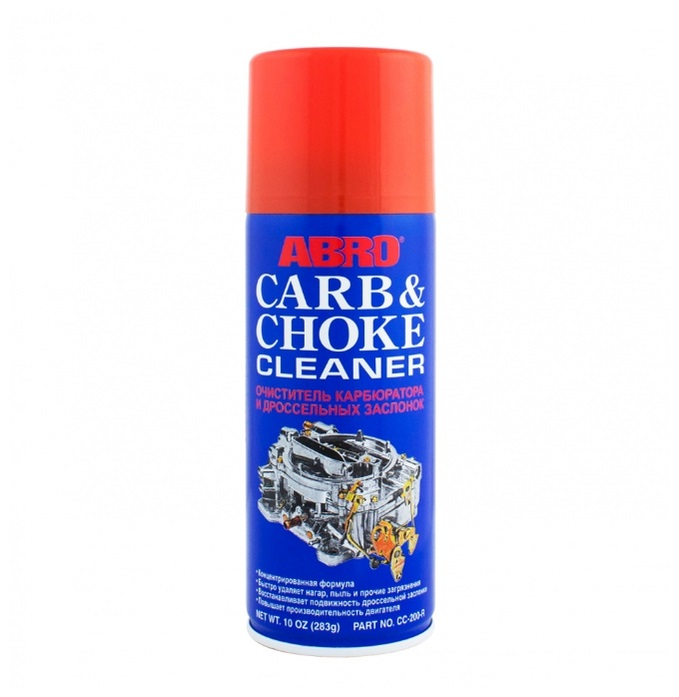 ABRO Carb&Choke Cleaner