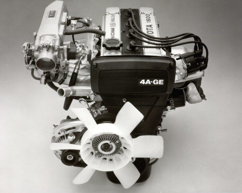 Toyota 4A-GE