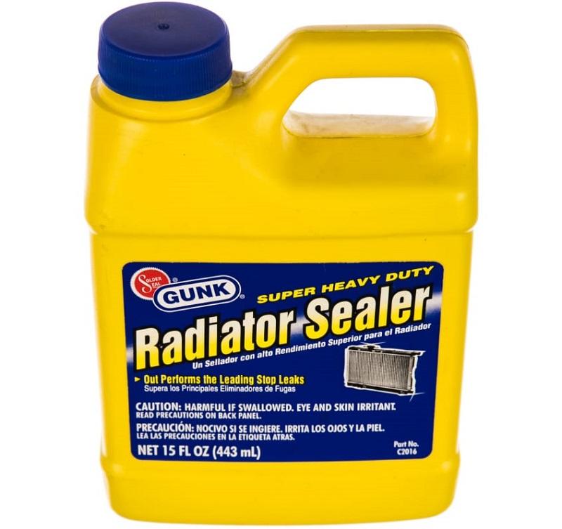 Gunk Radiator Sealer Super