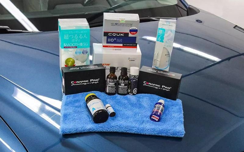 Защитные покрытия для кузова автомобиля: ТОП-10 средств