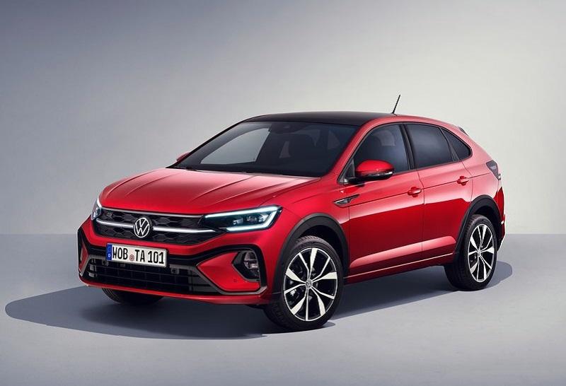 Volkswagen Taigo 2022 – яркий и динамичный SUV