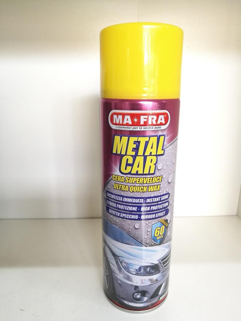 MA-FRA METAL CAR