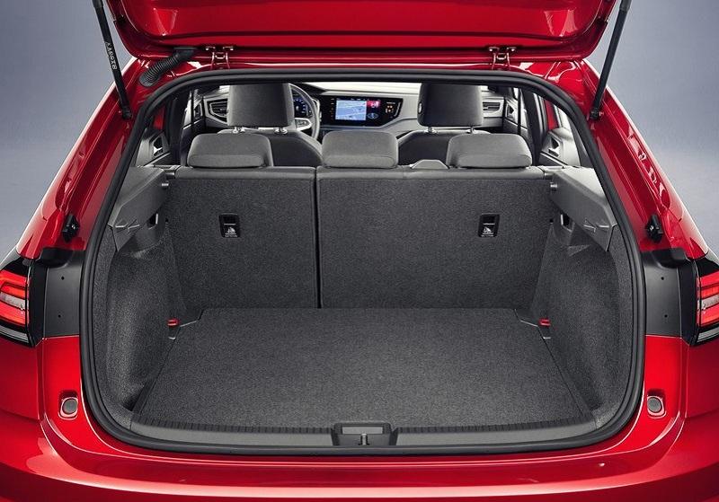 Volkswagen Taigo 2022, багажник