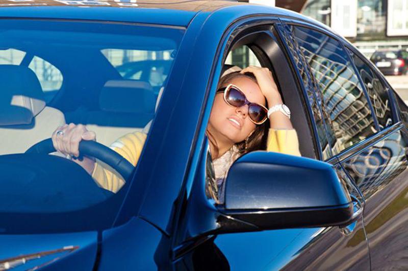 Воздействие жары на автомобиль и организм